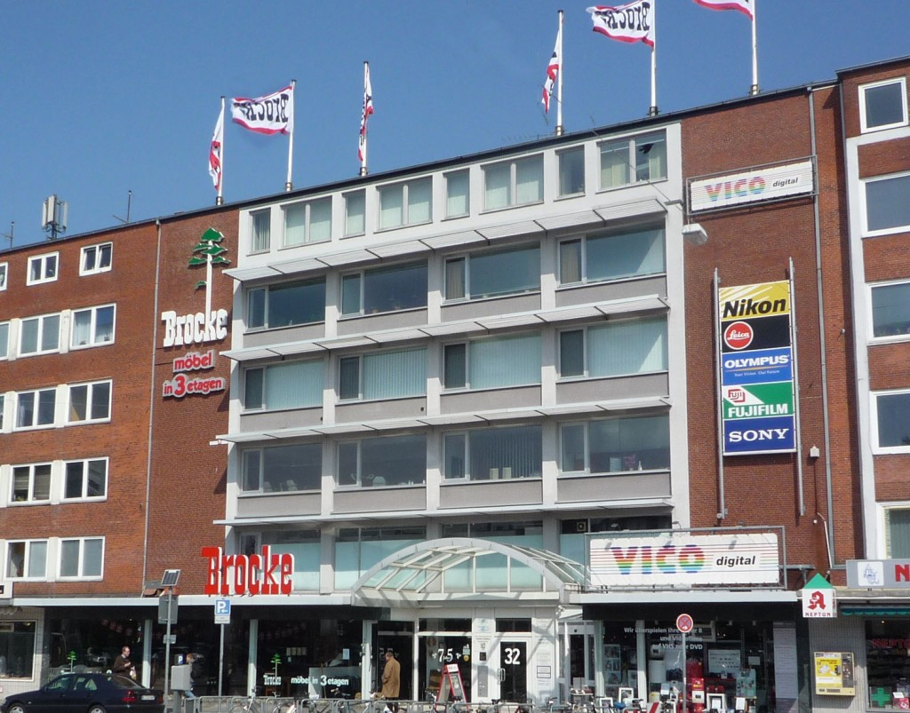 Buying furniture in Kiel
